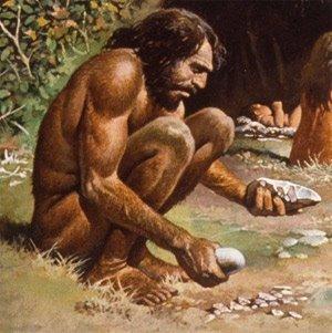 Primeros pobladores hace 150000 años